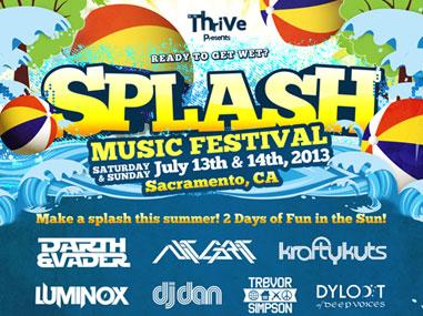 Splash Music Festival 2013