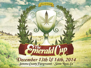 The Emerald Cup 2014