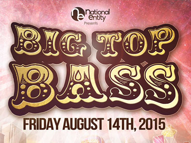 Big Top Bass 2015