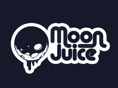Moonjuice – DJ Logo